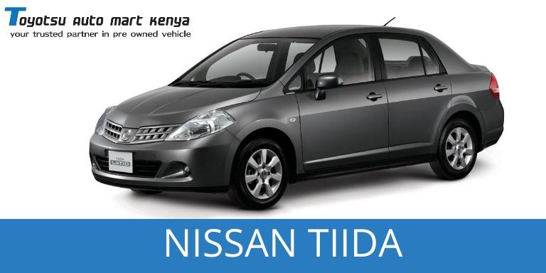 Nissan Tiida Used Japanese Car Kenya
