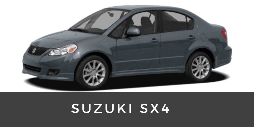 Suzuki SX4 - second hand cars in nairobi