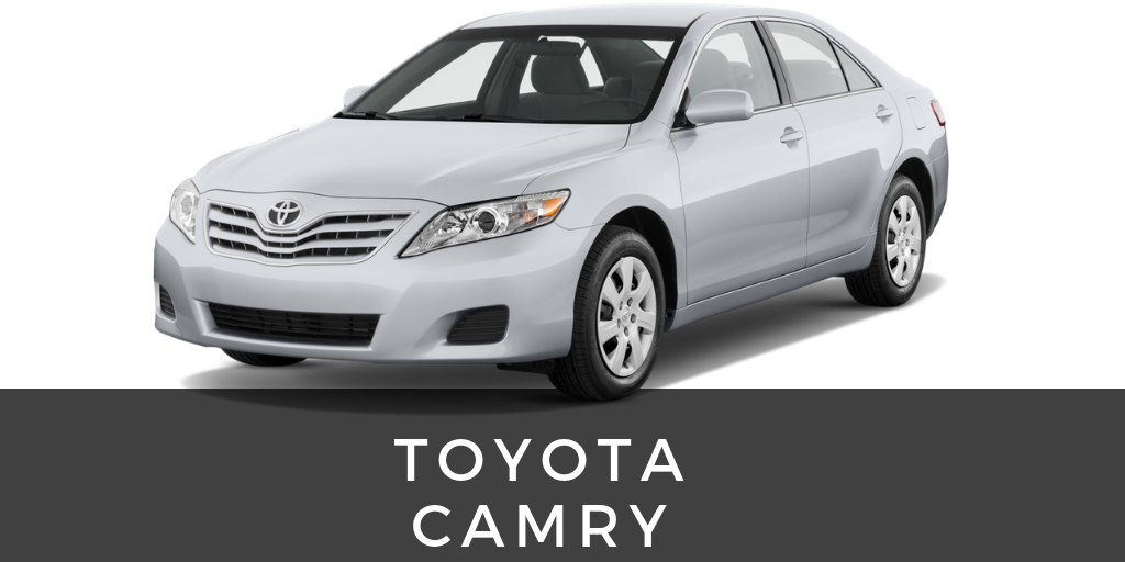 Toyota Camry - top selling used cars in kenya