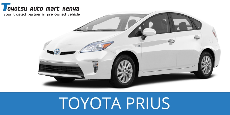 Toyota Prius Used Japanese Car for sale in Kenya