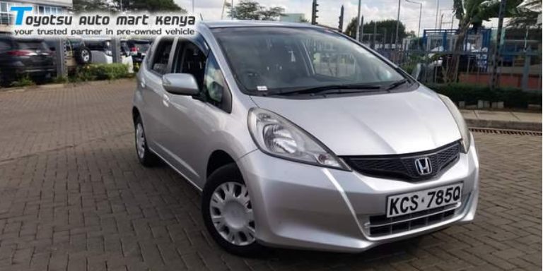Honda Fit - Second Hand Cars for Sale