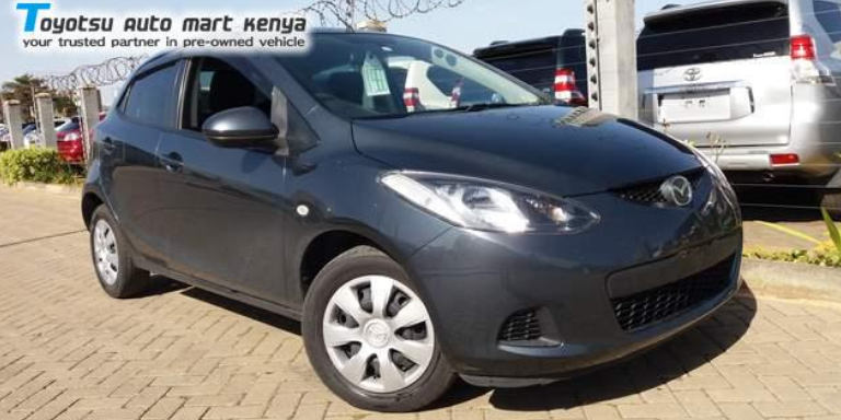 Mazda Demio - Used car under 2 million KSH