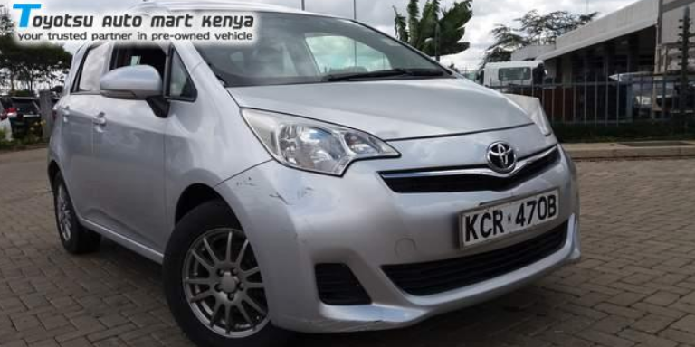 Toyota Ractis - Used Cars for Sale in Nairobi
