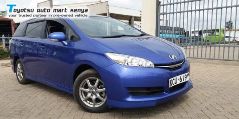 Toyota Wish - Used Cars in Great Condition