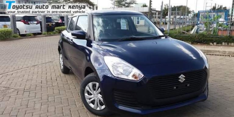 Suzuki Swift GL – Used car under 2 million KSH Kenya