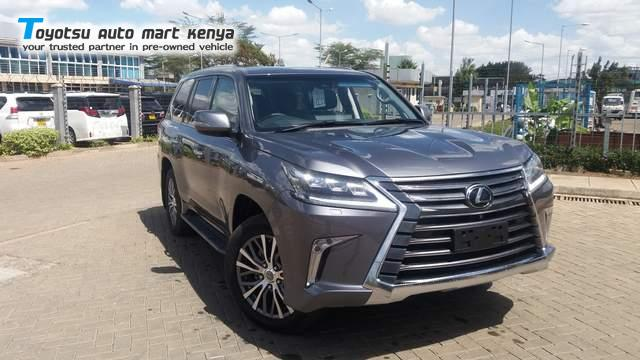 Used Lexus LX + 4x4 & SUVs for Sale in Mombasa