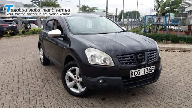 Used Nissan Dualis - Quality Japanese used cars for sale in kenya
