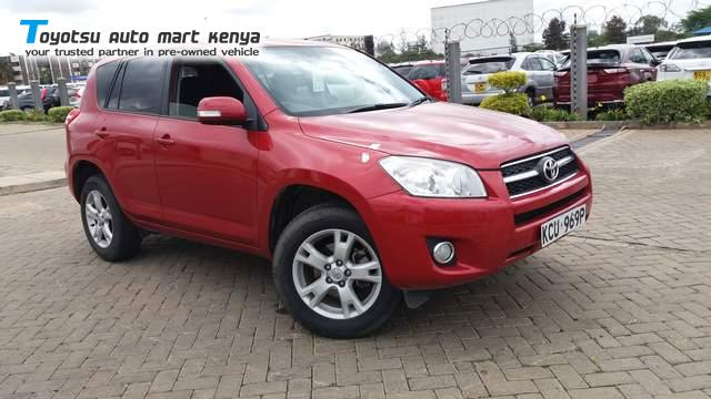 toyota rav4 2wd - Toyota 4x4 SUVs for Sale in Kenya