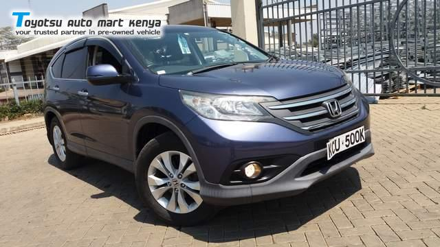 used Honda CR-V - SUV for sale in Nairobi