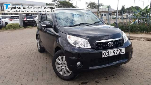 used Toyota Rush - Toyota 4x4 & SUVs for Sale in Kenya