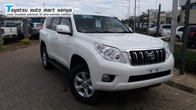 used toyota prado - 4x4 SUVs for Sale in Kenya